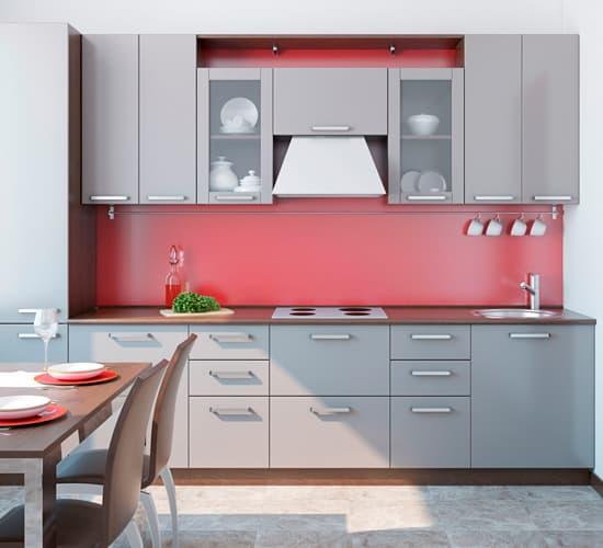 Muebles de cocina a medida en Algete