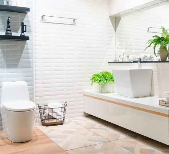 Reforma de baños en Ajalvir