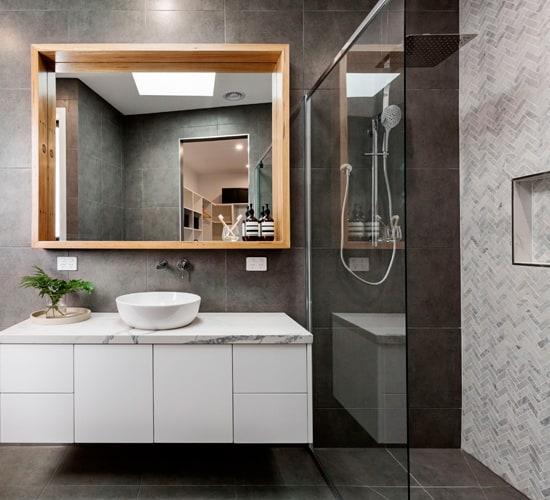 Reforma de baño profesional en Madrid