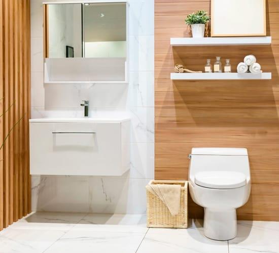 Reforma baños económicos en Villalbilla